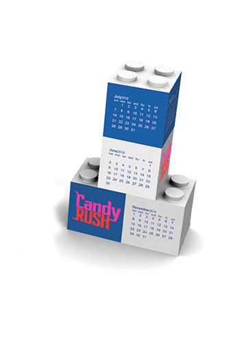 Wholesale Triumph Touchpoint Building Blocks   Calendars