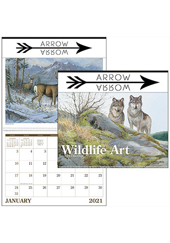 Triumph Wildlife Art  Calendars | X11476