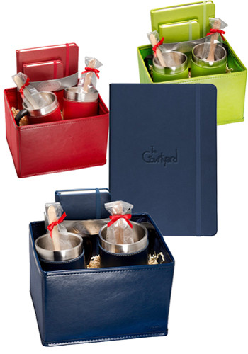 Tuscany™ Journals & Coffee Cups Gift Sets | PLLG9358