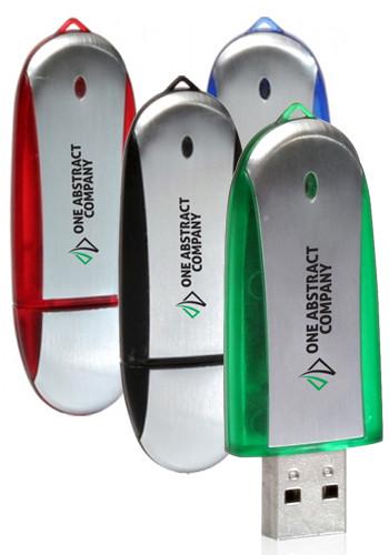 Two Tone 8GB USB Flash Drives | USB0228GB