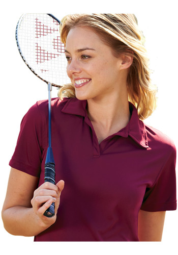 UltraClub Ladies Snag-Resistant Polo Shirts | 8425L