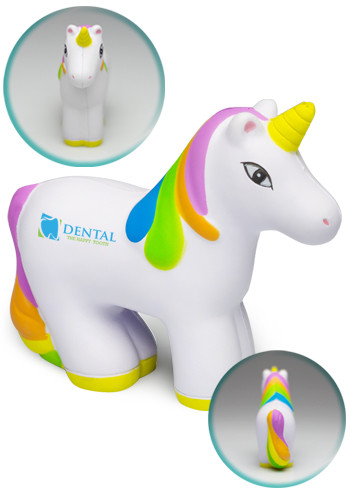 Custom Unicorn Stress Balls