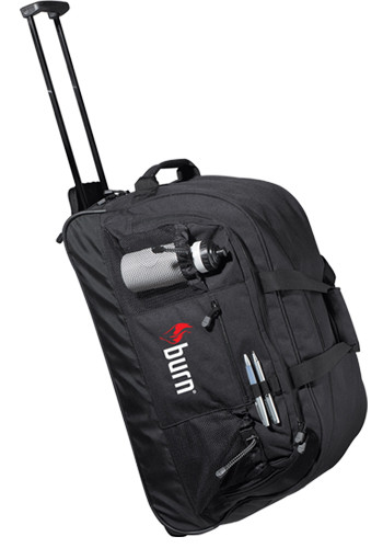 Urban Passage Rolling Duffle Bags | LE840095