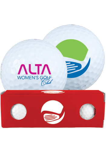Promotional Value Golf Balls