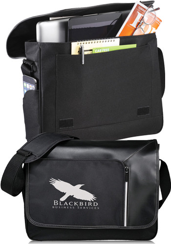 Vault RFID Security Compu-Messenger Bags | LE345042