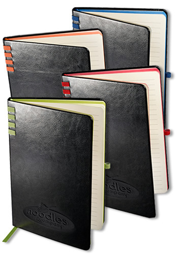 Venezia Stripe Customizable Journals | PLLG9298
