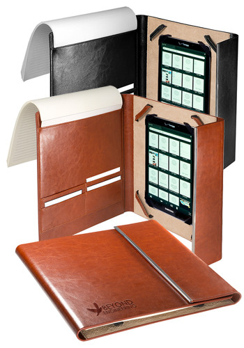 Vienna Leather Tablet Portfolios | PLLG9268
