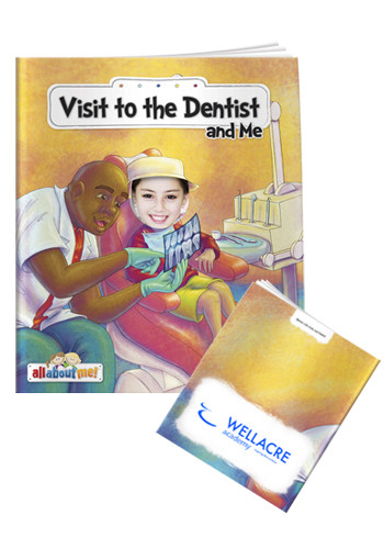Visit to the Dentist and Me Childrens Booklets | X11132