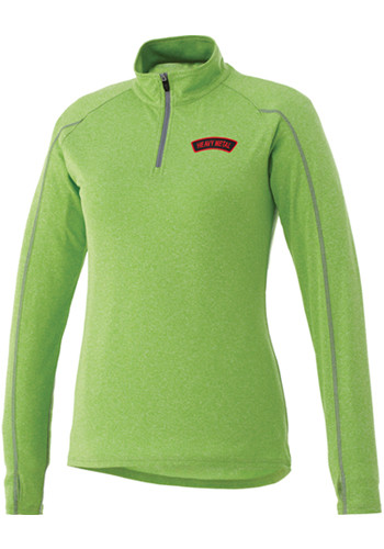 W-TAZA Knit Quarter Zip | LETM97810