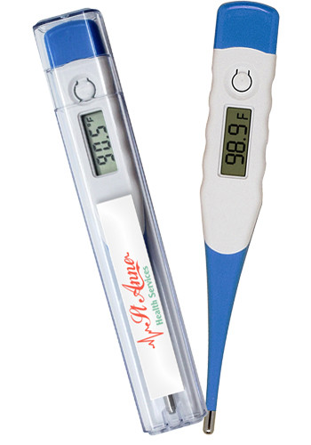 Promotional Water Resistant Digital Thermometers