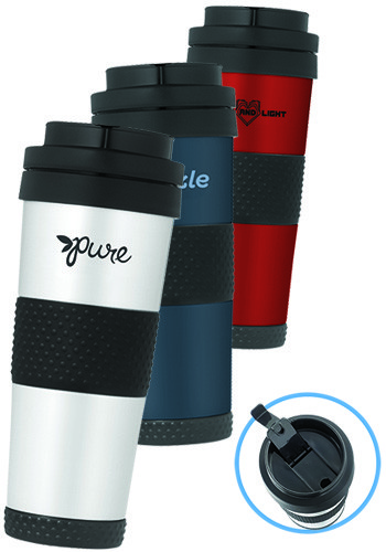 18 oz. Thermos Grande Travel Tumblers | GL80062