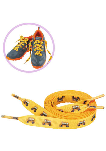 Customized Standard 54-Inch Shoelaces