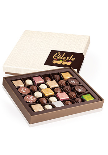 Bulk Premium Assorted Belgian Chocolates in Gift Boxes