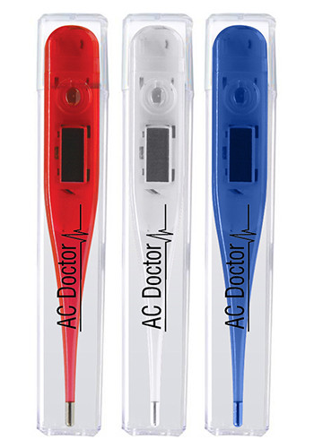 Plastic Digital Thermometers | IL668