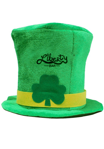 St. Patrick's Day Hats | WCHAT040