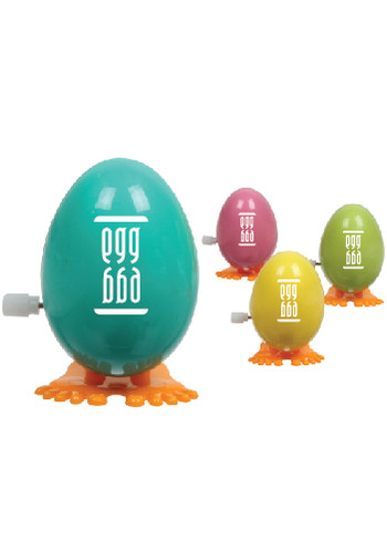 Promotional Wind Up Easter Eggs