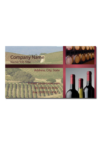 Wines and Vineyard Magnets