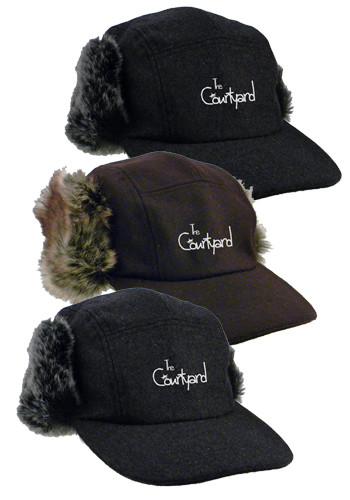 Wool Caps with Earflaps