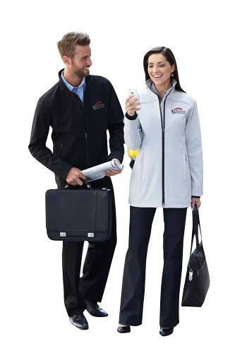 Womens Vernon Softshell Jackets | LETM99350