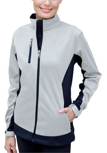 Womens Air-Block Softshell Jackets | VA7308