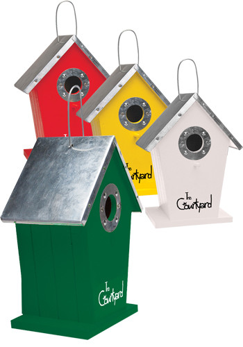 Wood Birdhouses | IL1600