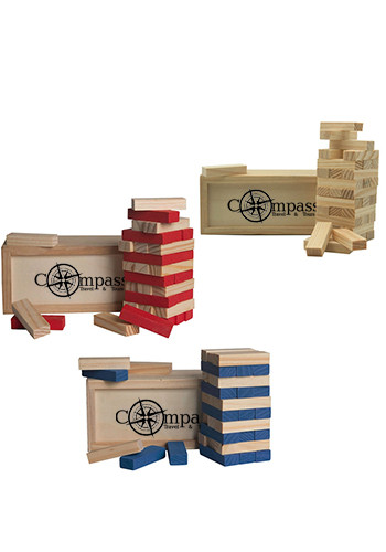 Wooden Tower Puzzles| AL24330