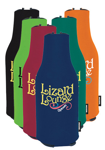 KOOZIE Zip-Up Bottle Koolers #X10684