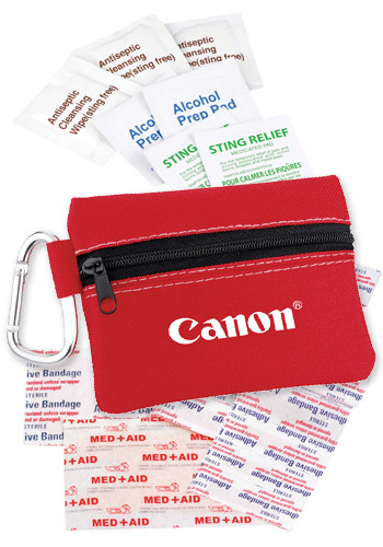 Zippered First Aid Pouches | SM1502