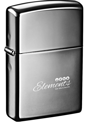 Zippo Black Ice Windproof Lighters | LE755022