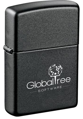 Zippo Black Matte Windproof Lighters | LE755026