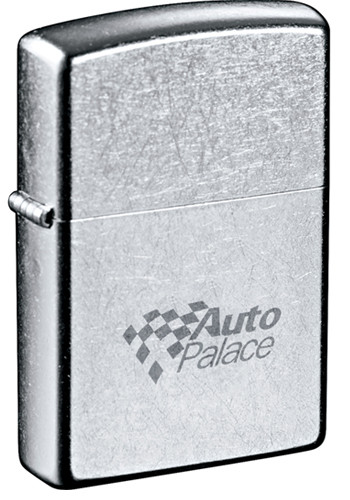 Wholesale Zippo Street Chrome Windproof Lighters