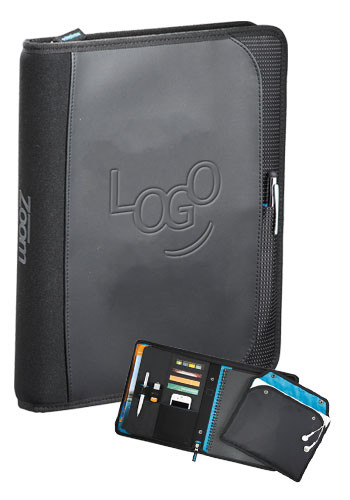 Zoom 2-In-1 Tech Sleeve Journal Books | LE700351