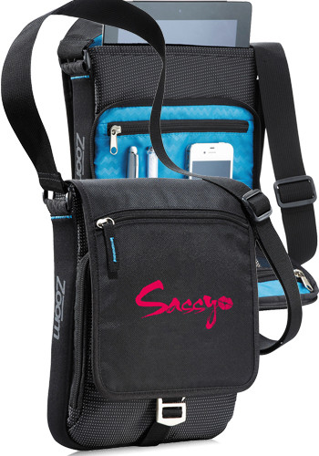 Zoom Media Messenger Bag for Tablets | LE002212