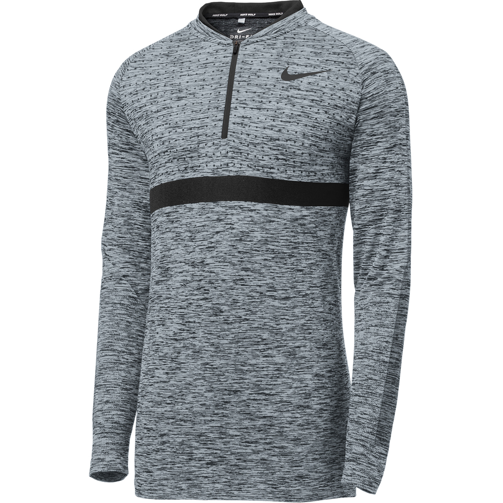 b5cf577bd9f5 Custom Nike Seamless Half Zip Cover Up Pullovers