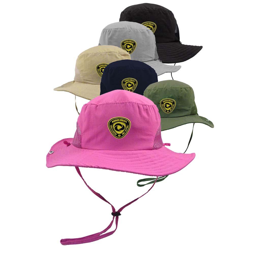 Personalized Microfiber Sun Hats