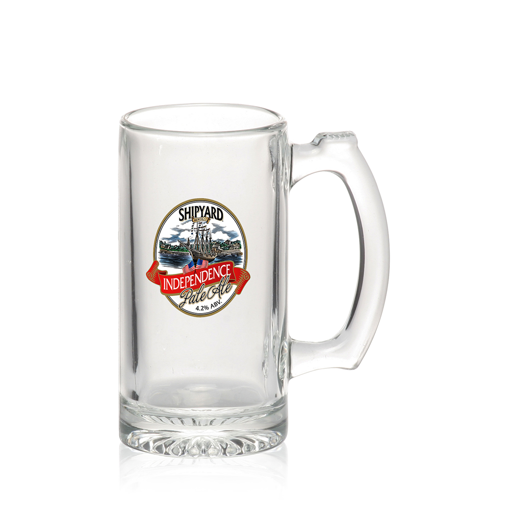 Personalized 12 oz. Libbey Sports Beer Mugs | 5273 - DiscountMugs