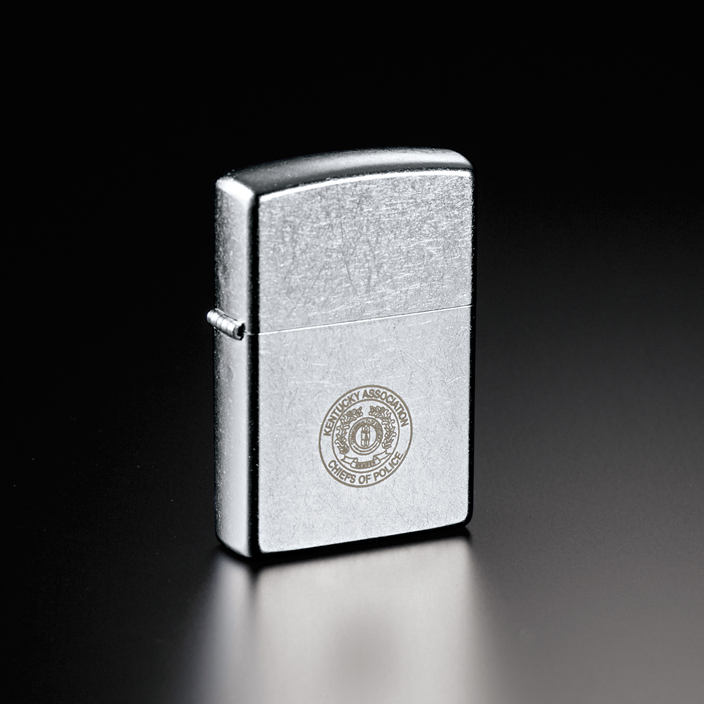 Personalized Zippo Street Chrome Windproof Lighters