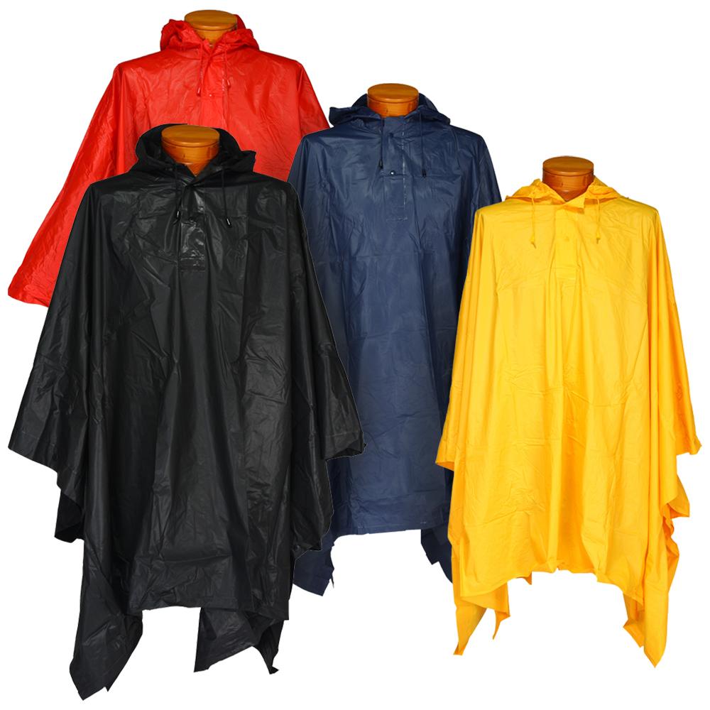 Personalized Adult Poncho Raincoats Rk28002 Discountmugs