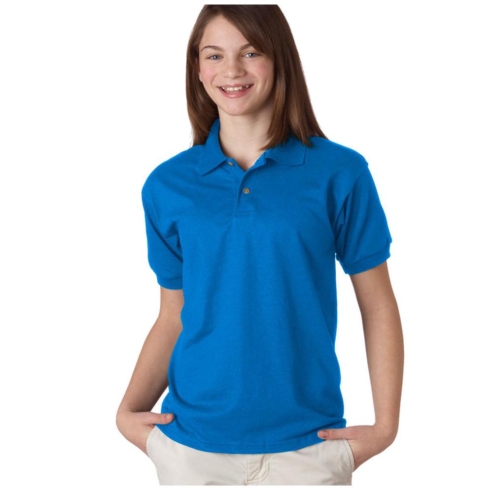 7ed7161b3 Printed Gildan DryBlend Youth Jersey Sport Shirts | G8800B ...