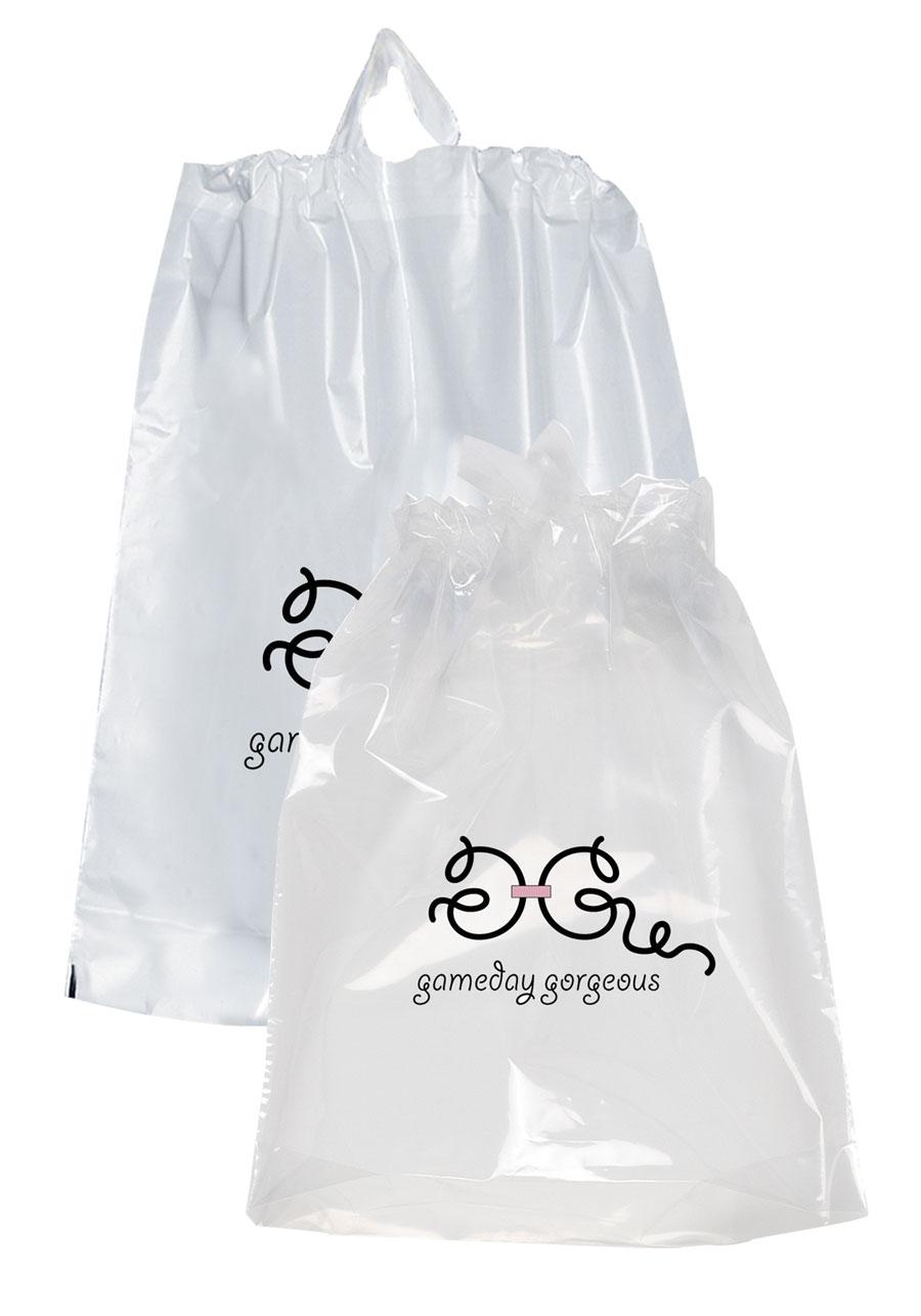 Custom Drawstring Plastic Bags  ebab46ae10d23