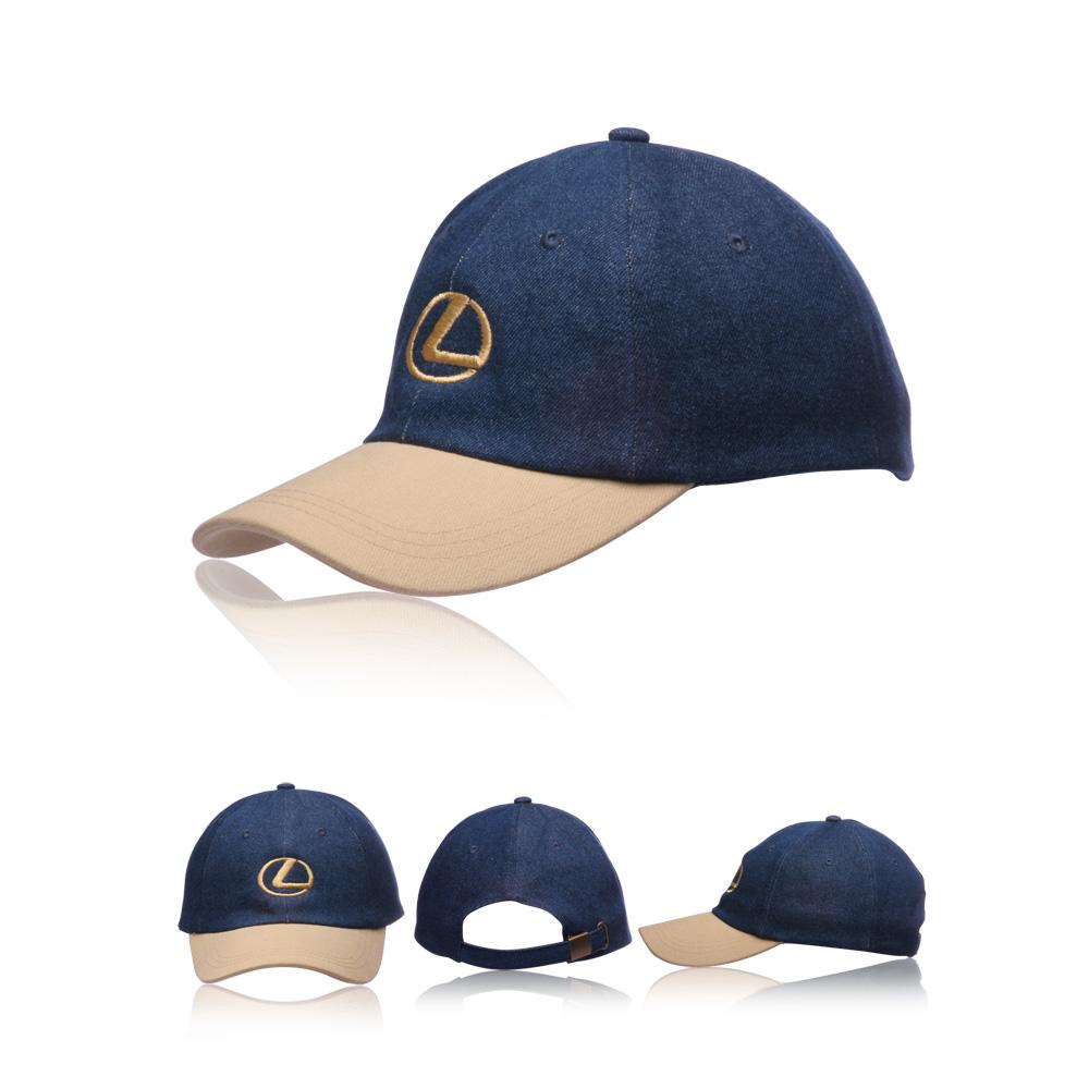 ... Panel Sand Wash Denim Unconstructed Caps   CAP06 - DiscountMugs
