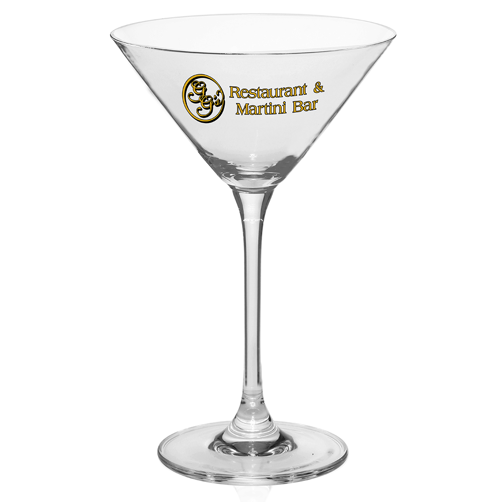 Personalized 9 Oz Martini Glasses Cg131 Discountmugs