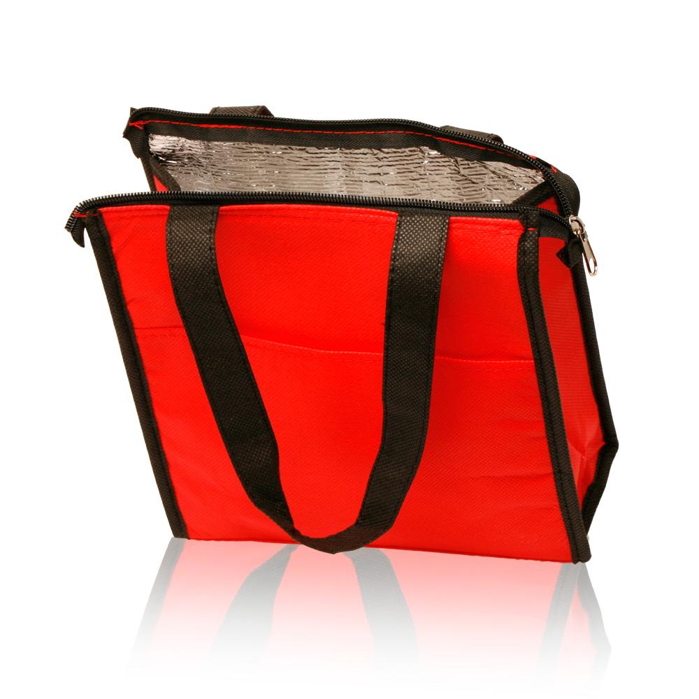 personalized polypropylene lunch bags lun24 discountmugs