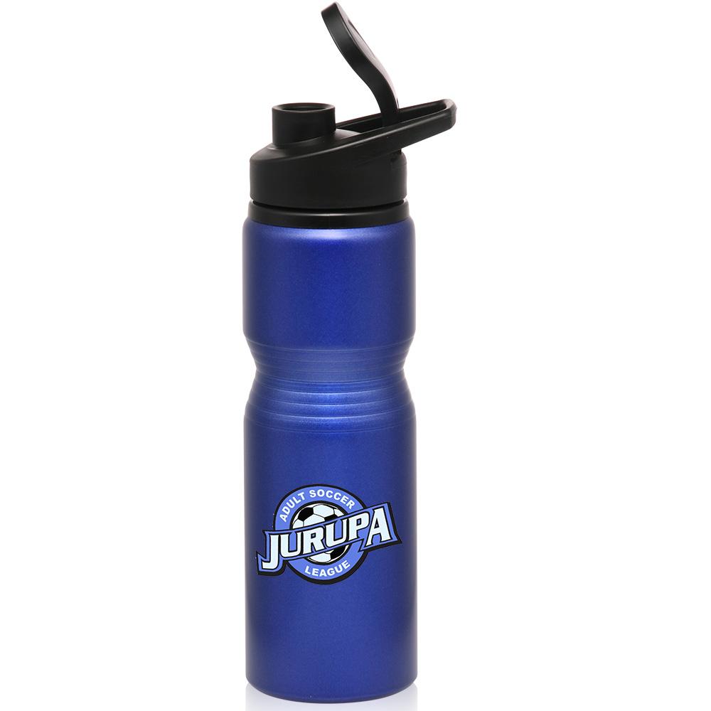 Reusable Water Bottle Clip Art Customized aluminum water