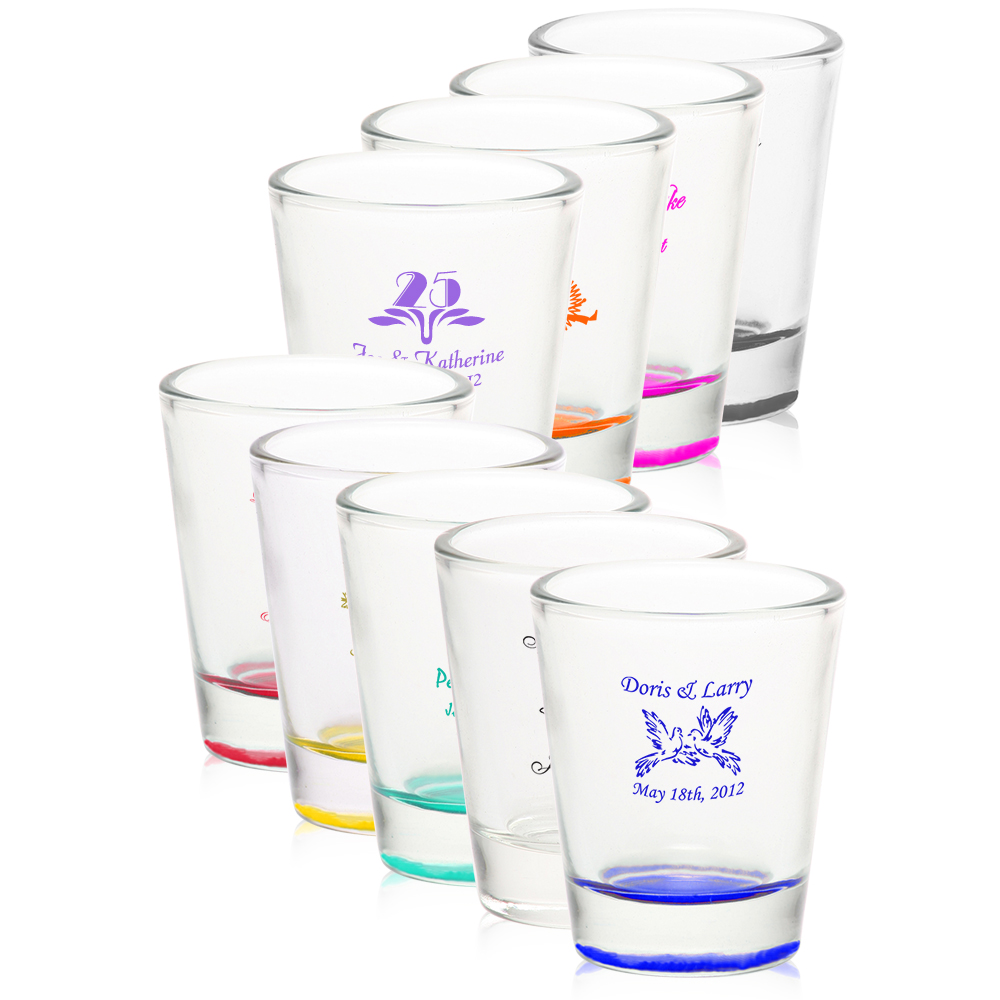 Print 5121cl 1 75 Oz Custom Shot Glasses 0 25 Per Piece