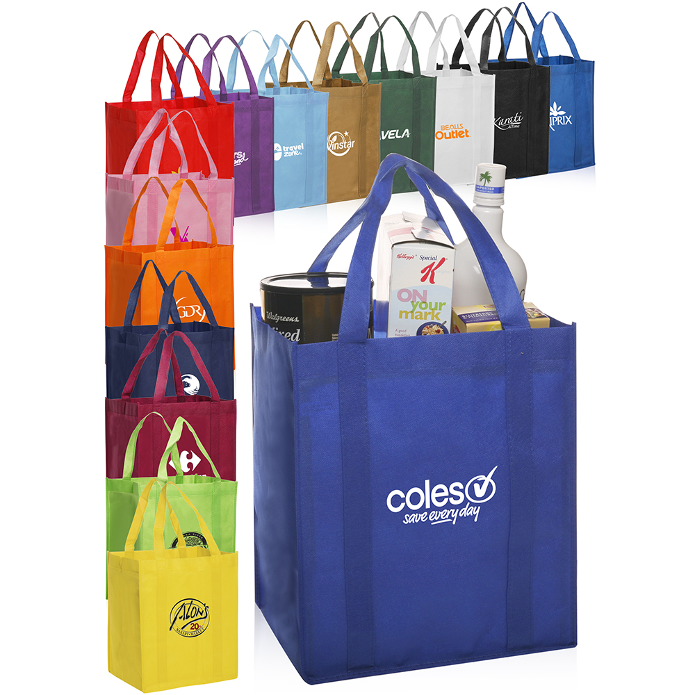 Wholesale custom paper shopping bags