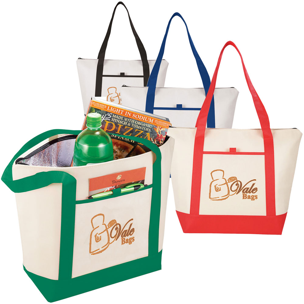 ae56b7e47b53 Personalized Insulated Lighthouse Boat Tote Coolers