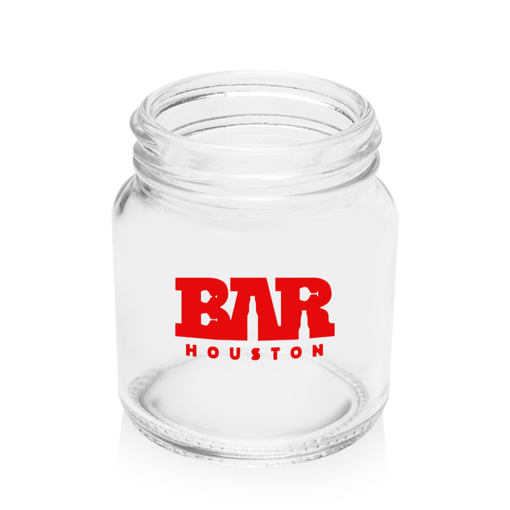 Personalized 2 oz. Mini Mason Jar Shot Glasses | 9710 - DiscountMugs