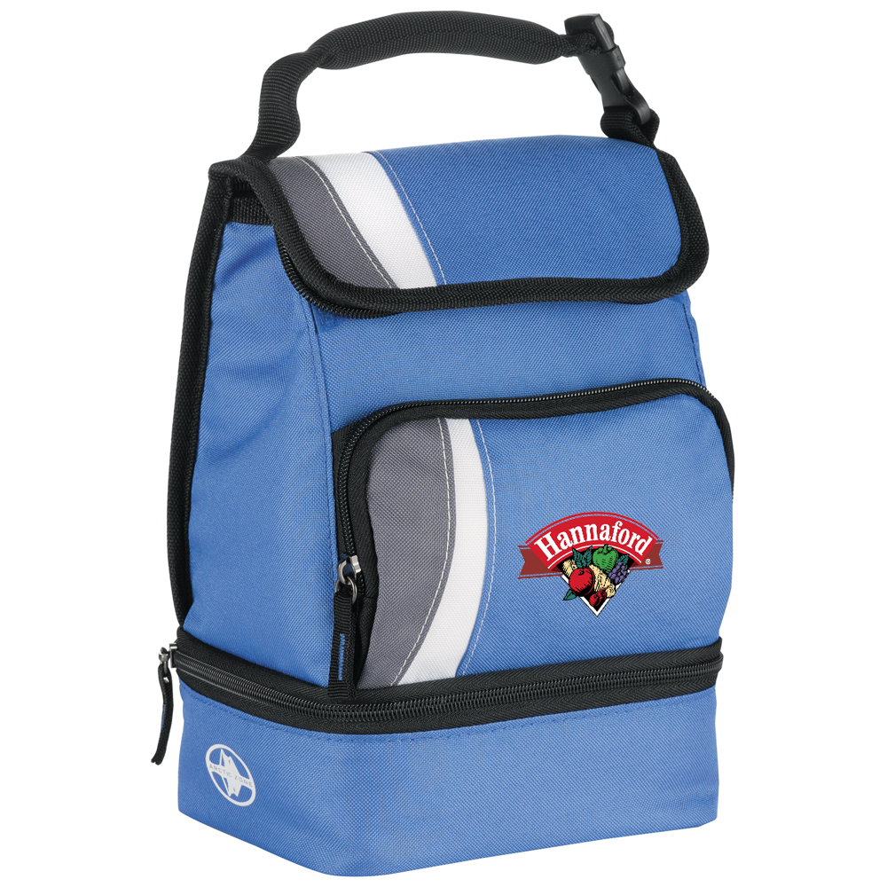 Personalized Arctic Zone Dual Compartment Coolers