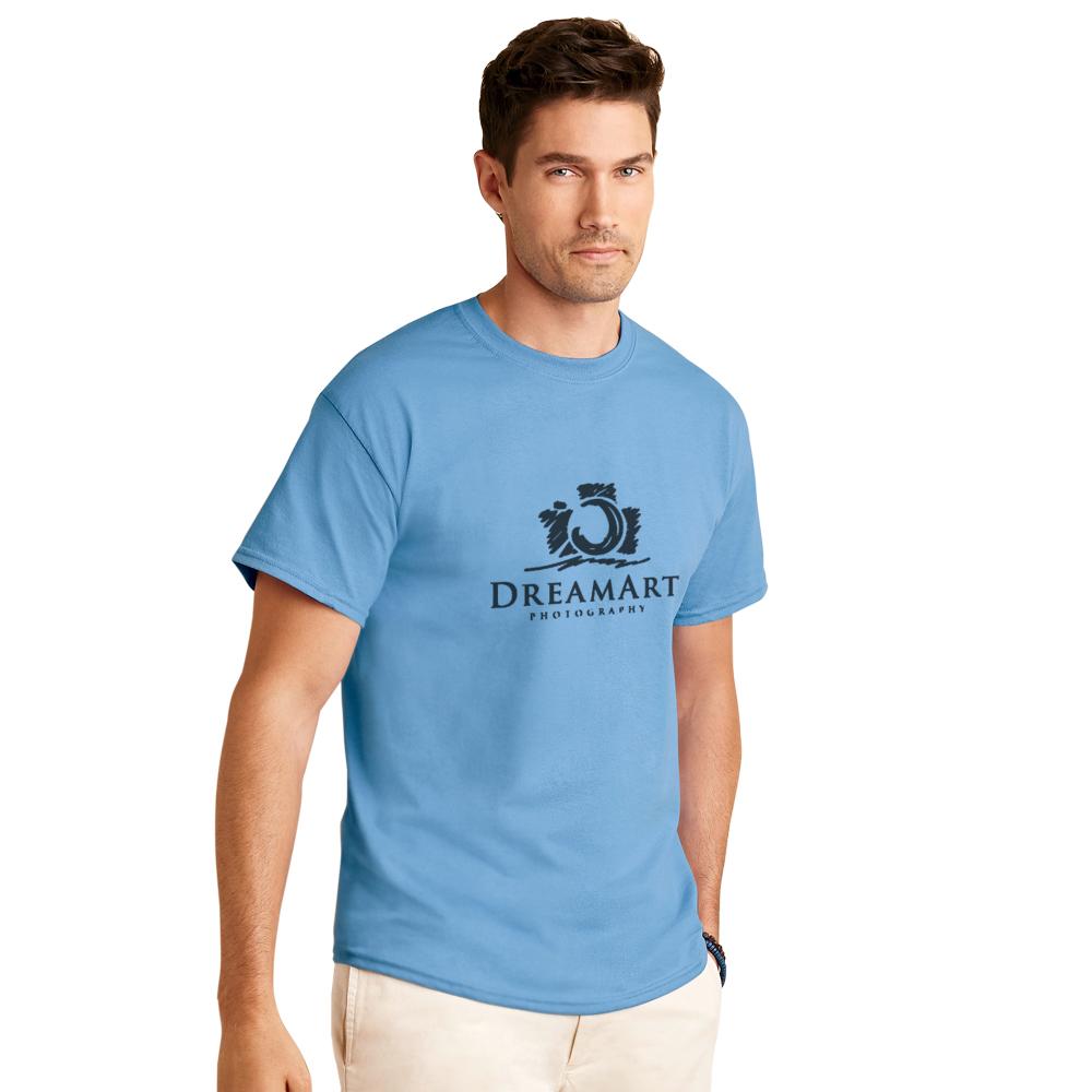 0bb7e5c6cc2b Printed Gildan DryBlend T-shirts | G8000 - DiscountMugs